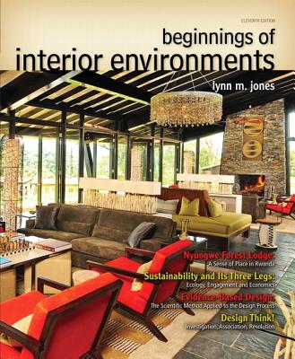 Beginnings of Interior Environments By Jones, Lynn M.